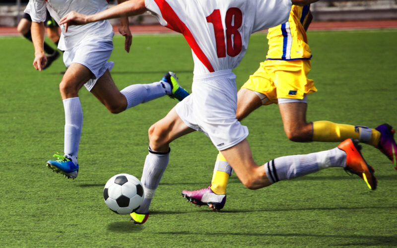 How Much Do Soccer Players Run In Training
